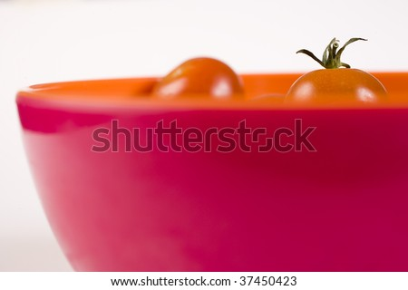 tomatoes detail for a veggie diet