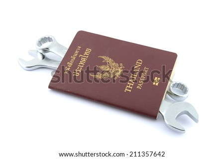tools in thailand passports
