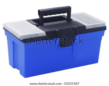 Toolsbox - stock photo