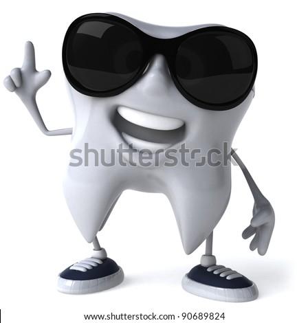 Tooth - stock photo