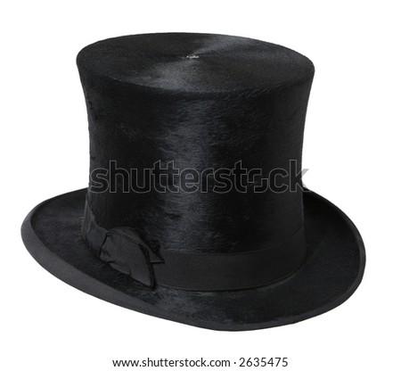 Top Hat - stock photo