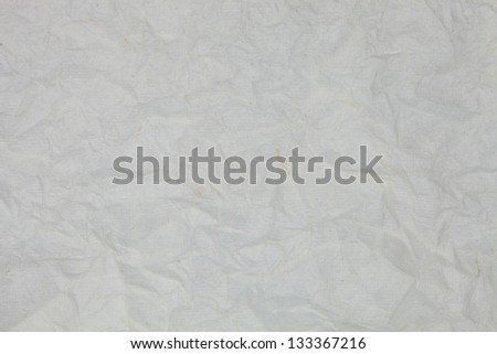 Top view gray paper texture and background