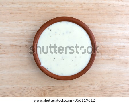 Ranch Dip Stock Images Royalty Free Images Vectors
