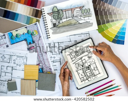 Stock images royalty free images vectors shutterstock for Best tablet for interior designers