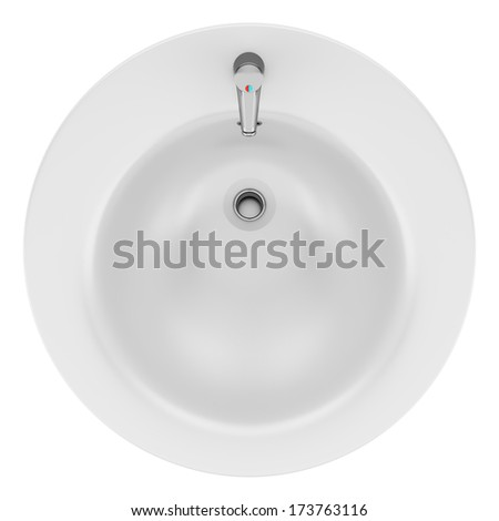 Bathroom Sink Isolated Stock Images, Royalty-Free Images & Vectors ...