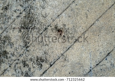 Top View Of Texture Background Dirty Grunge Cement Floor