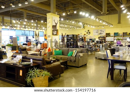 Furniture Store Stock Photos Images Pictures Shutterstock