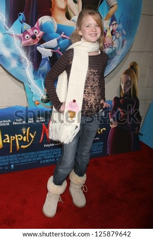 "Tory Green at the premiere of ""Happily N'Ever After"". The Mann Festival Theatre, Westwood, California. December 16, 2006."