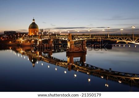 Toulouse - stock photo