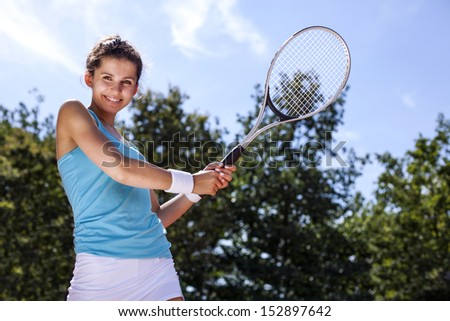Man Woman Playing Badminton Stock Photo 62020120 ...