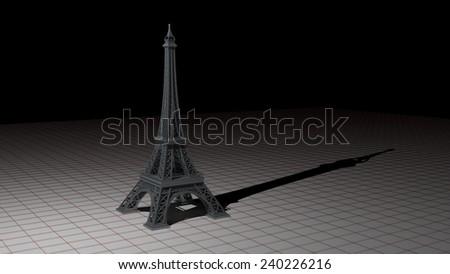 Tour Eiffel - stock photo