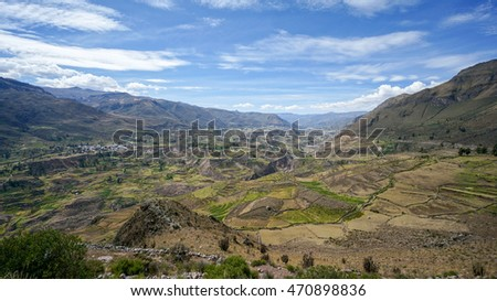 Tour from Arequipa to Colca canyon