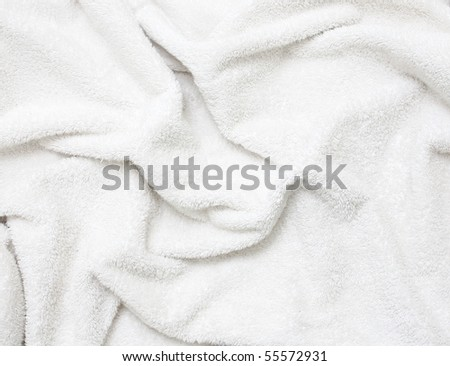 Towel - stock photo
