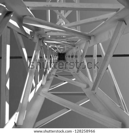 Tower. - stock photo