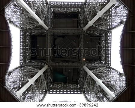 Tower Paris - stock photo