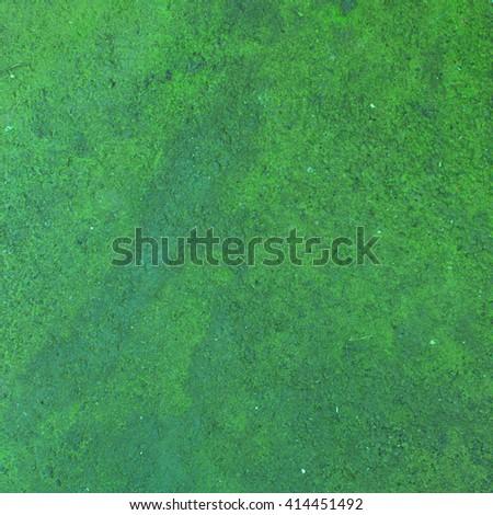 Toxic green texture - stock photo