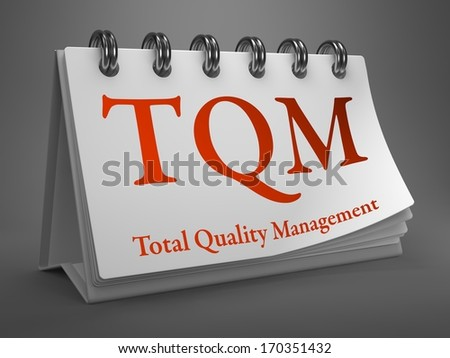 total quality management essay