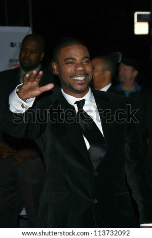 Tracy Morgan arriving at The 33rd Annual People's Choice Awards. Shrine Auditorium, Los Angeles, CA. 01-09-07