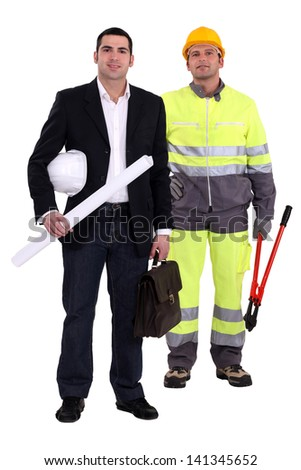 Tradesman and engineer