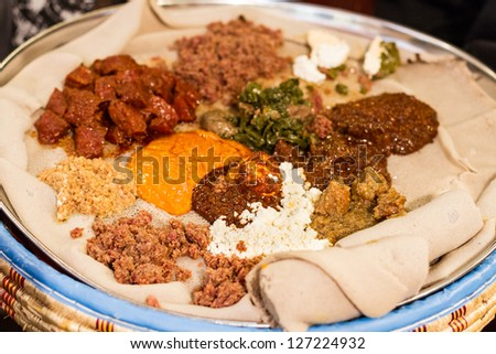 Viewfinderchallenge5 stock images royalty free images for Authentic ethiopian cuisine