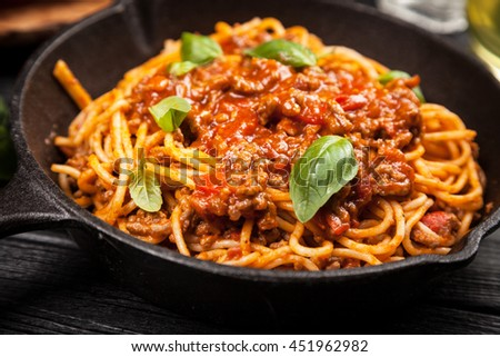 bolognese sauce stock images royalty free images vectors shutterstock. Black Bedroom Furniture Sets. Home Design Ideas