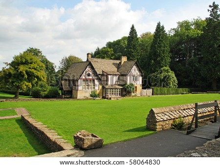 English Country House Stock Images Royalty Free Images