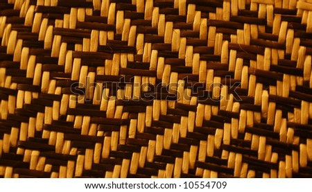 Traditional weave