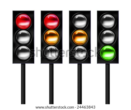 Traffic light sequence