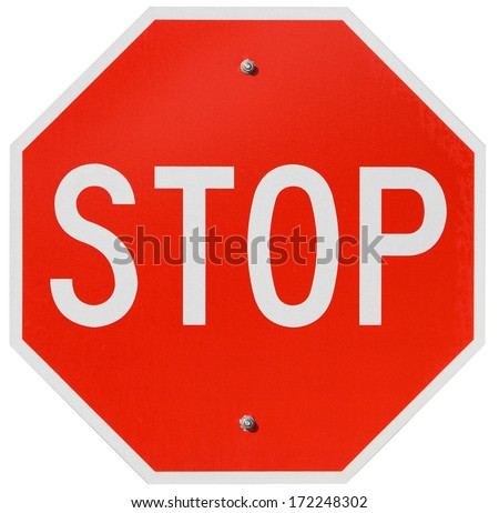 Traffic Signs: Stop Sign