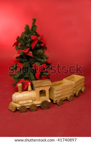 Train and Tree
