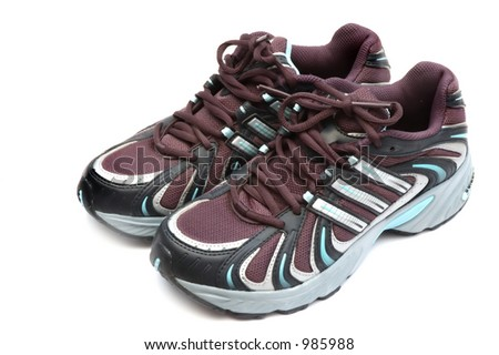 Trainers - stock photo