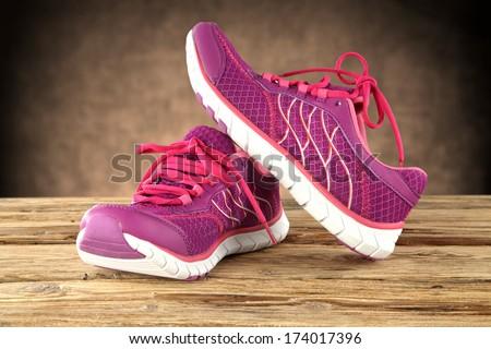 training shoes  - stock photo