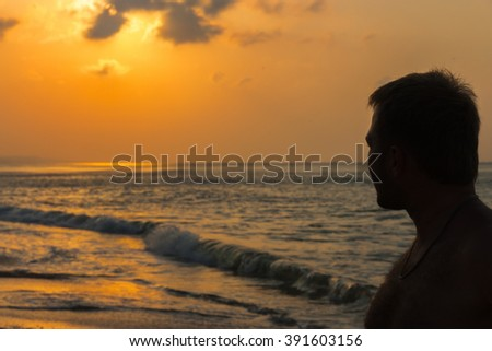 Tranquility - stock photo