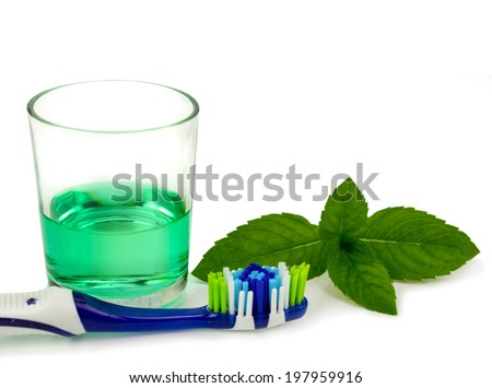 Transparent cup of tea with jasmine flower , healthy drink - stock photo