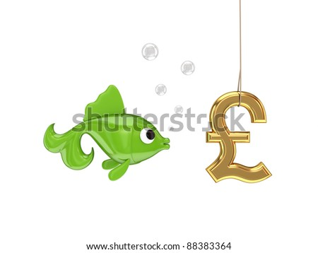 Trap concept. Isolated on white background. 3d rendered. - stock photo