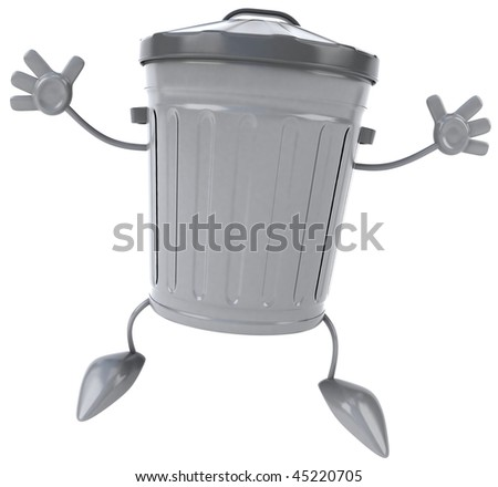 Trash - stock photo