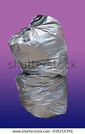 Trash bags - stock photo