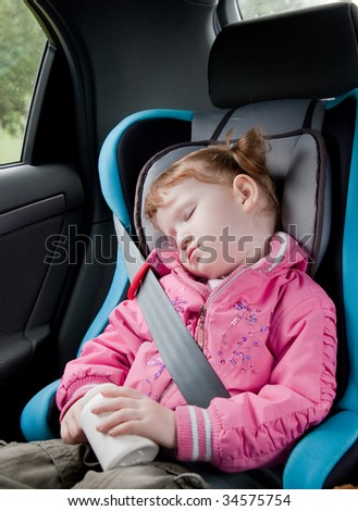 Traveling with comfort and safety - stock photo