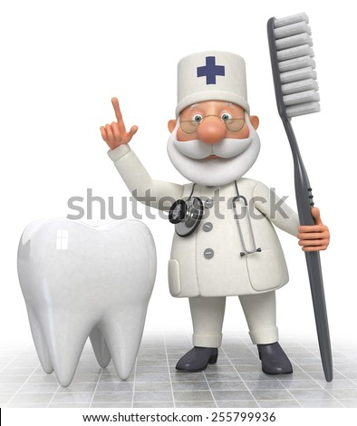 treatment of teeth necessary procedure of the stomatologist/doctor dentist - stock photo