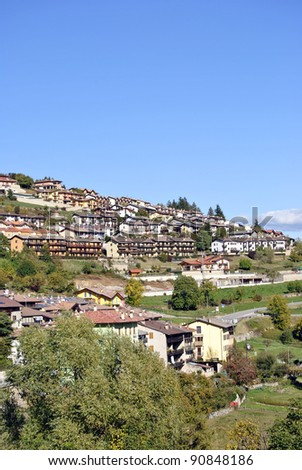 Trentino mountain villages
