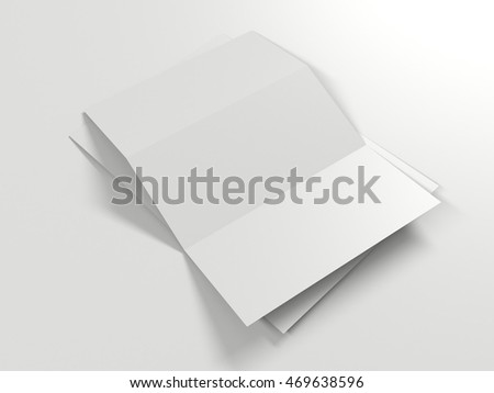 Free Blank Tri Fold Brochure Templates Doc15001159 Free – Blank Tri Fold Brochure Template