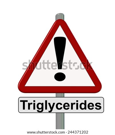 triglycerides - protect care - sign