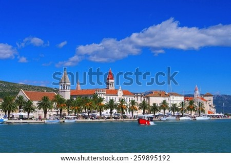Trogir  - stock photo
