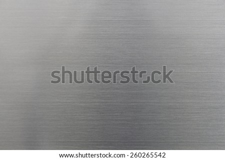 True metal background - stock photo