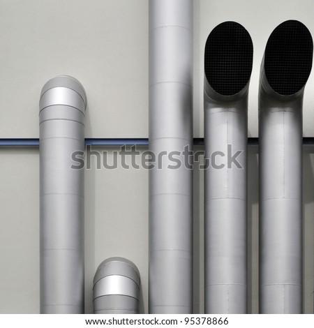 Tube - stock photo