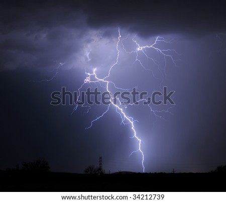 Tucson Lighting - stock photo
