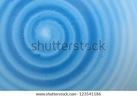 Tunnel like Spiral Background - stock photo
