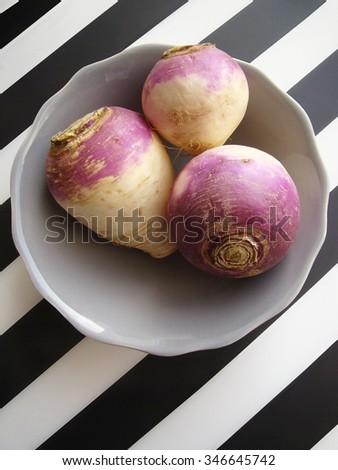 Turnip - stock photo
