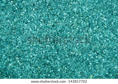 Turquoise Texture Background Stock Photo