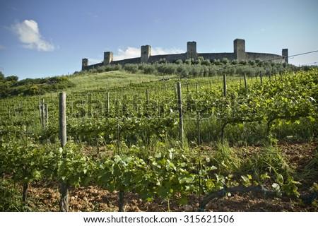 Tuscany. Italy - stock photo